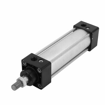 £35.42 • Buy SC40x100 Single Piston Rod Double Action Pneumatic Air Pressure Cylinder