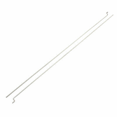 £6.28 • Buy 2Pcs Stainless Steel 320x1.5mm Push Rod Piano Wire For EP Nitro Gas Boat Marine