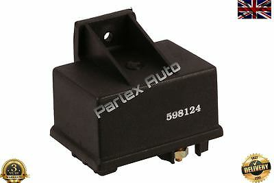 Glow Plug Relay For Peugeot 106 1.5 1996-2001, 206 1.9 98-2001, 306 1.9 93-2002 • 32.53£
