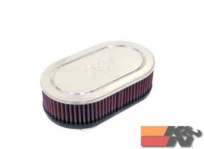 AU171.44 • Buy K&N Uni Clamp-On Air Filter For 2-3/4DUAL, 9 X 5-1/2OD,2-1/2H RC-2840