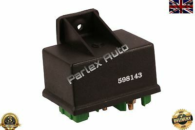 Glow Plug Relay For Peugeot 307 2.0 00-2008, 407 2.0 05-2010, 607 2.0 2.2 00-04 • 38.69£