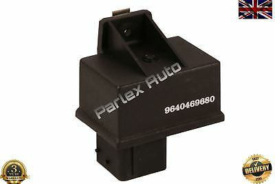 £43.85 • Buy Glow Plug Relay (9640469680) For Ford Fiesta Focus Fusion Renault Master Mazda 2