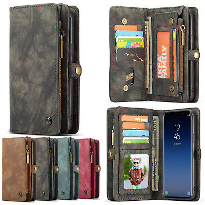 AU29.95 • Buy Genuine CaseMe Leather Purse Wallet Case Cover For Samsung Galaxy S21 5G S20 FE