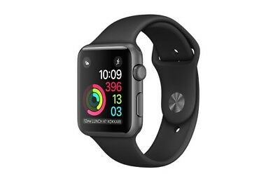 $ CDN575 • Buy Apple Watch Series 2, Stainless 42mm Black