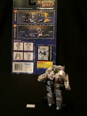Transformers Prowl Machine Wars KB Toys Excl. Almost Complete W/ Card Back • 5.36£