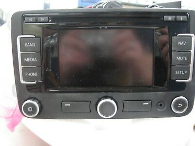 NEW! Volkswagen Radio and Navigation Display Unit RNS315 1K0057274A