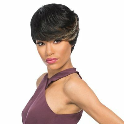 $30.99 • Buy NEW Outre Human Hair Premium Duby Wig - FEATHER 4