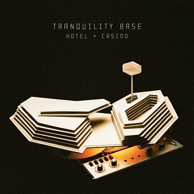 £3.50 • Buy ARCTIC MONKEYS TRANQUILITY BASE HOTEL + CASINO CD (Released 11th May 2018)