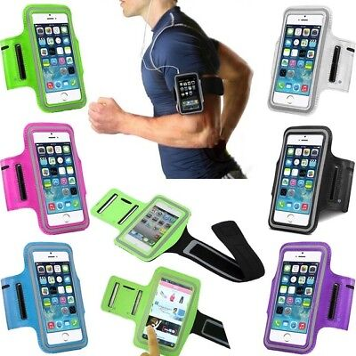Apple Gym Running Jogging Sports Armband Holder For Various IPhone Mobile Phones • 6.95£