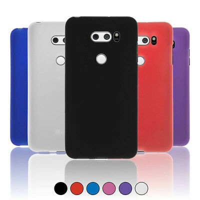 AU3.85 • Buy For LG V30 / V30 Plus /V30s ThinQ Frosted Matte Gel TPU Silicone Case Cover Skin