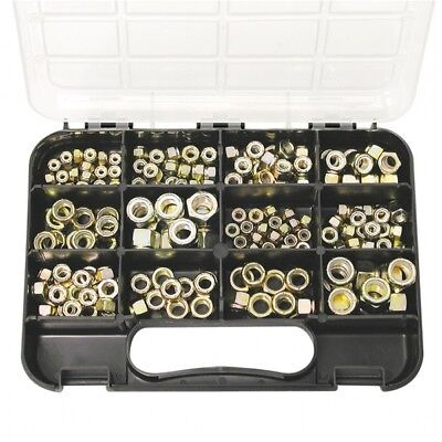 AU43 • Buy GJ Works Grab Kit 195 Piece Metric Nyloc Self Locking Nuts Kit Gka195