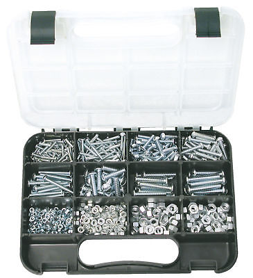 AU43 • Buy GJ Works Grab Kit 552 Piece Round Head Screw & Nut Kit Gka552