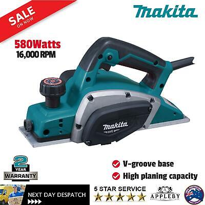 AU128.59 • Buy Makita M1901G 580W Electric Planer 82mm 3  MT Series Corded Planers Power Tool