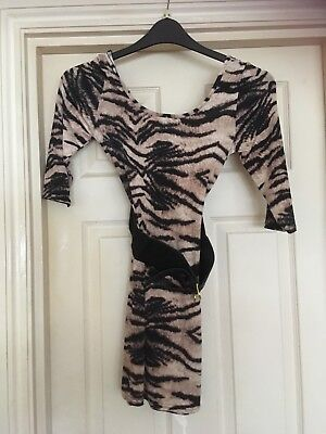 Jane Norman - Animal Print Dress Size 8 - Sexy! BRAND NEW! With Tags! • 14£