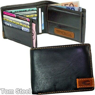 Camel Active Men's Wallet Horizontal Format Purse Wallet New • 42.17£