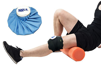 Koolpak Ice Bag With Oqard Neoprene Holder Cold Compression Fast Pain Relief  • 6.49£