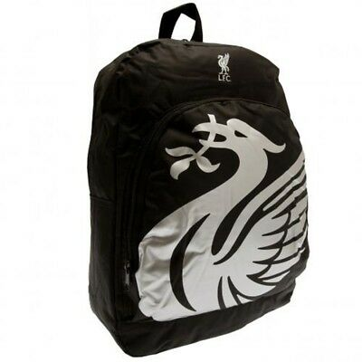 Liverpool FC Backpack Rucksack School Bag Holdall Official Merchandise RT • 22.99£