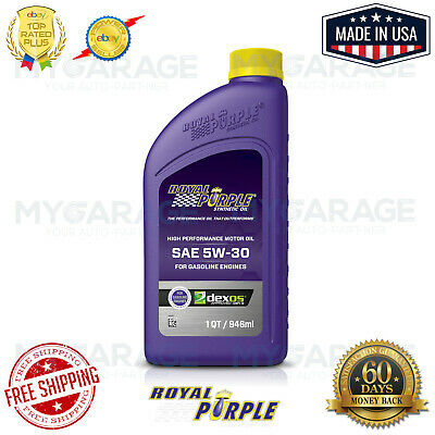 $ CDN32.14 • Buy Royal Purple 01530 Motor Oil Multi-Grade Synthetic 5W30 Quart Each 1QT