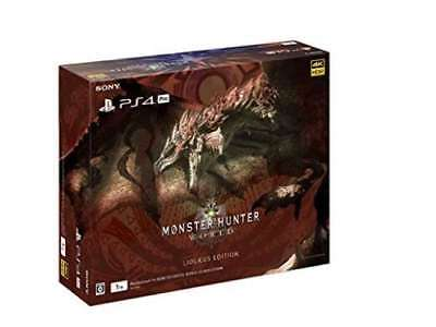 AU1530.80 • Buy PlayStation 4 Pro Console MONSTER HUNTER WORLD LIOLAEUS EDITION JAPAN PS4 NEW