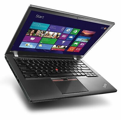 AU385 • Buy Lenovo ThinkPad X250 Intel I5 5300u 2.30Ghz 8Gb Ram 128Gb SSD 12.5  Win 10 Pro