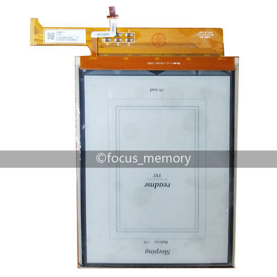 $46.61 • Buy 6  E-Ink ED060KC1 1072x1448 300dpi IReader Readers LCD Display Replacement