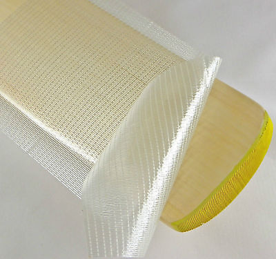 Anti Scuff Protection Cricket Bat Sheet Safety Tape Fibre Durable Quality • 3.99£