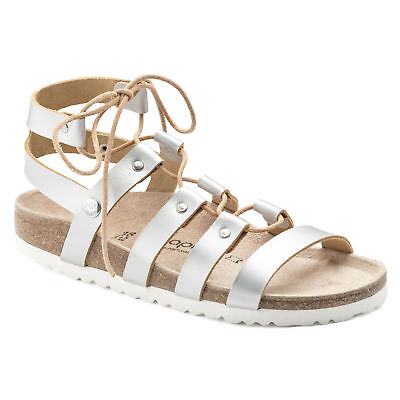 SPECIAL (WAS AU$169) Papillio By Birkenstock CLEO Frosted Metallic Silver • 73.38£