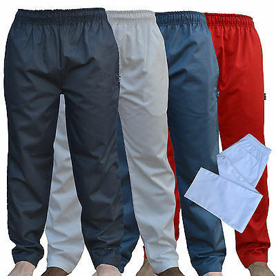 £10.99 • Buy Chef Trousers Pant Different Colours Good Price  Black Navy For Kitchen Catering