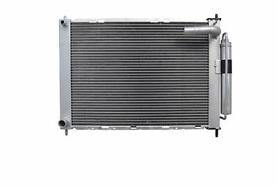 Radiator With Condenser Nissan Micra K12 Note 2002-2013 21400bc00b 21400ax600 • 149.99£