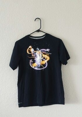 921e829727e0 Nike Dri-Fit Kobe Bryant Black Short Sleeve Shirt Black Mamba Boy s Size  Large •