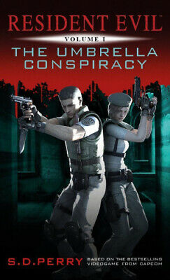 AU16.35 • Buy Resident Evil Vol 1 - Umbrella Conspiracy By S. D. Perry
