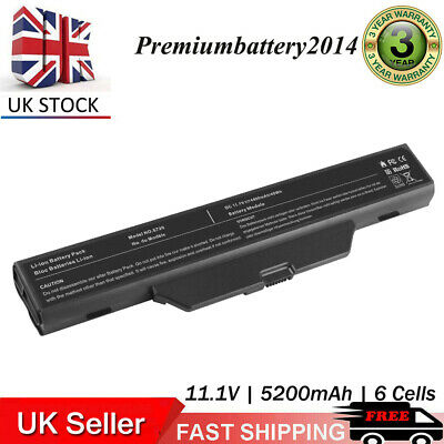 £12.99 • Buy Battery For HP Compaq 550 610 615 6720s 6730s 6735s 6820s 451086-661 456664-001