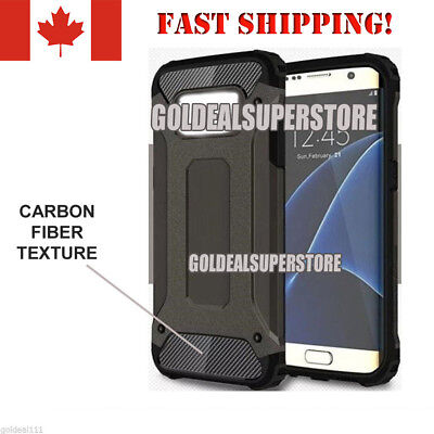 $ CDN5.99 • Buy Brand New Carbon Fiber Case For Samsung Galaxy S-Series & Note-Series
