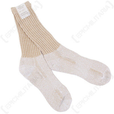 £8.95 • Buy Original British Army Warm Weather Socks - Military Hiking Walking All Sizes NEW