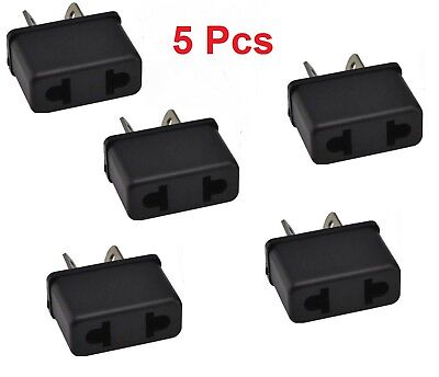 AU13.97 • Buy 5x USA US EU ADAPTER PLUG TO AU AUS AUSTRALIA TRAVEL POWER PLUG CONVERTOR