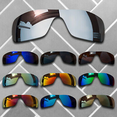 AU15.39 • Buy Polarized Anti-Scratch Replacement Lenses For-Oakley Batwolf Multiple Choices