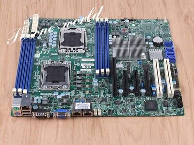 $ CDN104.38 • Buy Super Micro X8DTL-iF Motherboard LGA 1366/Socket B DDR3 Intel 5500 100% Working