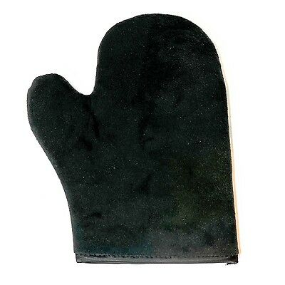 £3.95 • Buy Tanning Mitt Glove With Thumb - Soft Velvet, Double Sided And Lined