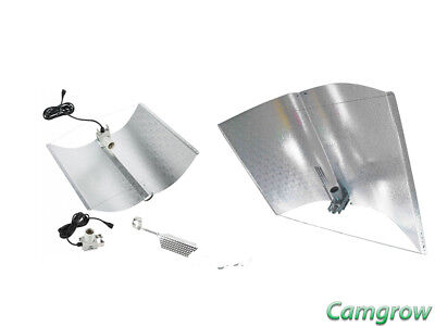 Adjust-A-Wings Avenger Miro Silver Reflector Medium & Large For 600W To 1000W  • 84.99£