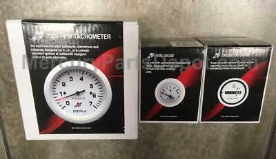 mercury marine gauges