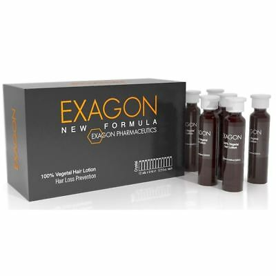 £3.39 • Buy EXAGON Anti Hair Loss Lotion Placenta Growth Serum – Professional Prevention