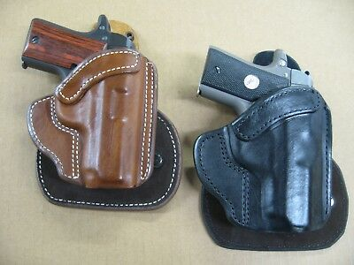 $59.95 • Buy  Azula Leather OWB Paddle Concealment Holster CCW For.. Select Color & Gun -  A