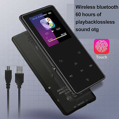 $24.48 • Buy Bluetooth Touch Screen OLED MP3 Player Sport Lossless Sound HIFI Music Player US