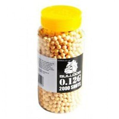 AU39.76 • Buy Bulldog BB Pellets 2000 Yellow X 6mm .12g BB