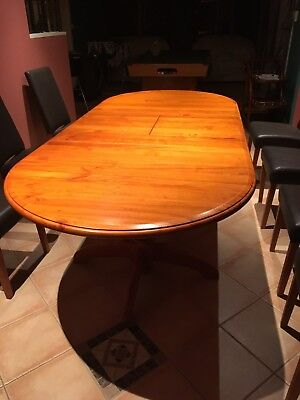AU150 • Buy Extendable Solid Timber Table