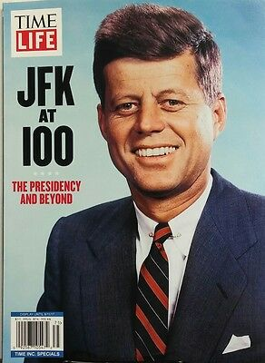 Time Life JFK At 100 The Presidency And Beyond John F Kennedy FREE SHIPPING Sb • 15.53£