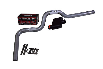 $181.90 • Buy Chevy Silverado GMC Sierra 99-06 3  Single Exhaust Flowmaster Super 10