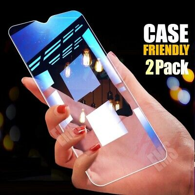 AU5.95 • Buy 2X For Oppo Reno Z 5G 10X Zoom R15 Pro AX5 AX7 Tempered Glass Screen Protector