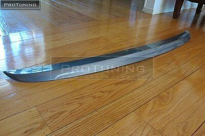 $ CDN95.30 • Buy BOOT COVER FOR BMW E60 M5 M Sport HECKLIPPE TRUNK LIP SPOILER WING