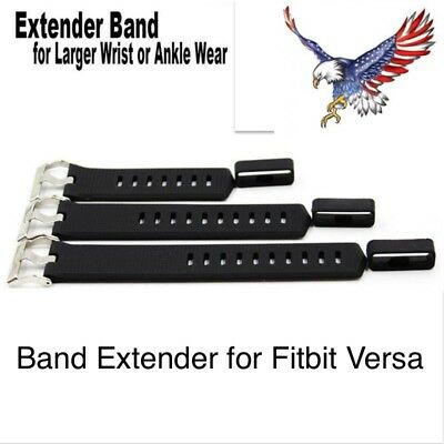 $ CDN16.48 • Buy Fitbit VERSA XL Extra Large Band Extender Extension Set Larger Wrist Or Ankle